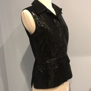 Carlisle Leather Vest